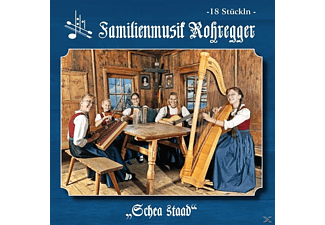 Familienmusik Rohregger - Schea Staad - (CD)