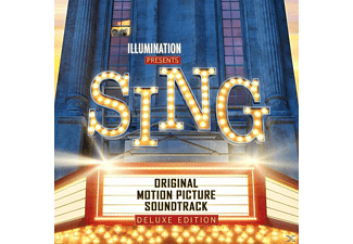 VARIOUS - Sing (Deluxe Edt.) - (CD)