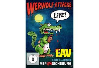 EAV - Werwolf-Attacke! (Monsterball ist überall...) - (DVD)