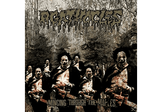 Agathocles - MINCING THROUGH THE MAPLES - (Vinyl)