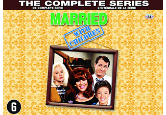 Married With Children - The Complete Collection DVD