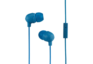 MARLEY EM-JE061-NV LITTLE BIRD NAVY, In-ear Kopfhörer, Blau/Navy