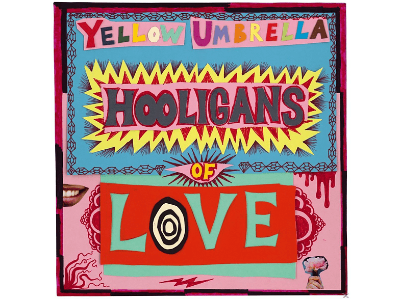 Yellow Umbrella - Hooligans Of Love [CD]