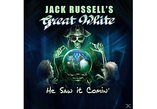 Jack Russell's Great White - He Saw It Coming (Ltd.Gatefold) - (Vinyl)