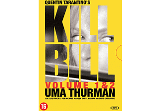 Kill Bill 1 + 2 DVD