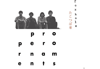 The Proper Ornaments - Foxhole - (CD)