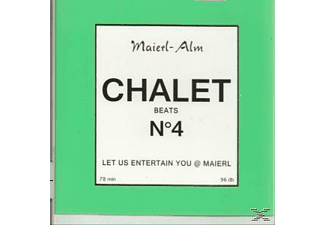 VARIOUS - Chalet No.4 (Maierl Alm) - (CD)