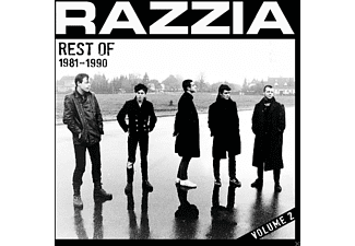 Razzia - Best Of 1981-90 Vol.2 - (Vinyl)