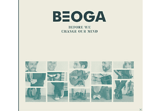 Beoga - Before We Change Our Mind - (CD)