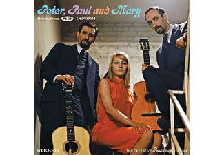 Peter, Paul & Mary - Debut Album/Moving (CD)