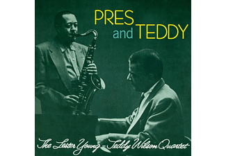 Lester & Wilson,Teddy Young - Pres & Teddy (CD)