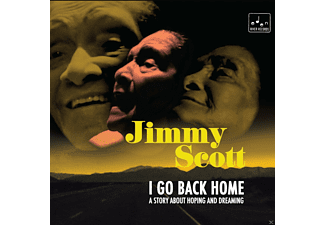Jimmy Scott - I Go Back Home (Deluxe Edition) - (CD)