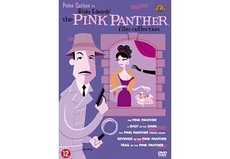 The Pink Panther - Film Collection DVD