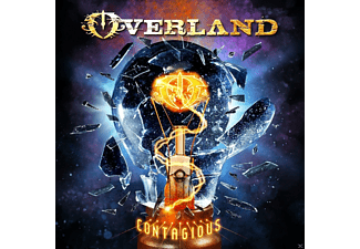 Overland - Contagious - (CD)
