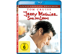 Jerry Maguire - Spiel des Lebens (Anniversary Edition) - (Blu-ray)