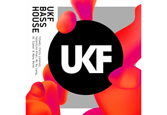 UKF Bass House CD
