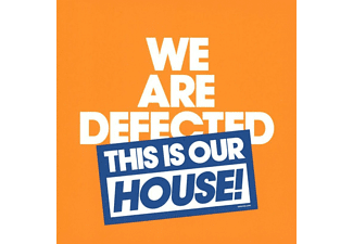 We Are Defected CD