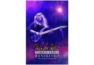 Uli Jon Roth - Tokyo Tapes Revisited-Live Injapan - (CD + DVD Video)