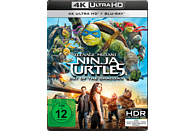 Teenage Mutant Ninja Turtles - out of the Shadows [4K Ultra HD Blu-ray]