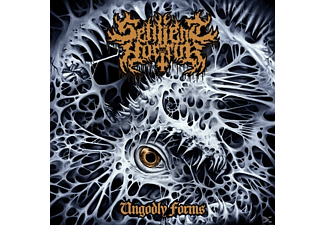 Sentient Horror - UNGODLY FORMS - (CD)