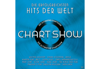 VARIOUS - Die Ultimative Chartshow-Radio Hits - (CD)