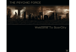 The Psychic Force - Welcome To ScarCity - (CD)