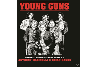 Anthony -& Brian Banks- Marinelli - Young Guns (1988 Original Soundtrac - (LP + Download)