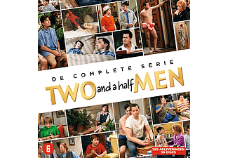 Two and a half Men Complete Collection DVD