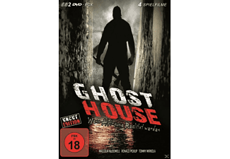 Ghost House-UNCUT (4 Filme) - (DVD)