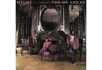 Mtume - You,Me And He-Bonus Tracks - (CD)