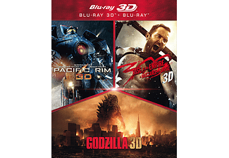 Action Pack Blu-ray 3D