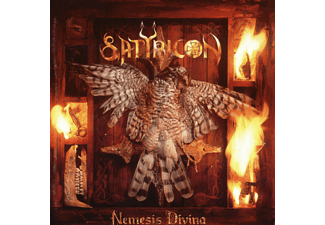 Satyricon - Nemesis Devina CD