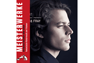 David Fray - Impromptus/Moments Musicaux [CD]