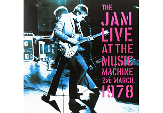 The Jam - Live At The Music Machine (Vinyl) - (Vinyl)