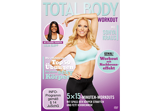Total Body Workout mit Sonya Kraus - (DVD)
