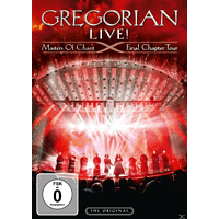 Gregorian - LIVE! Masters Of Chant-Final Chapter Tour [DVD + CD]