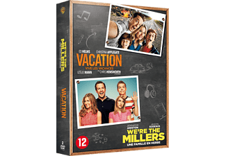 Vacation + We're the Millers DVD