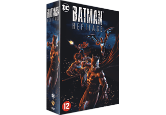 Batman Heritage Collection DVD