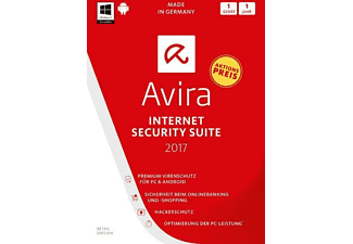 Avira Internet Security 2017-1 Gerät (DVD Special)