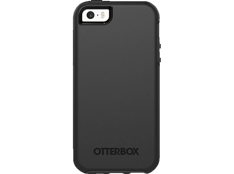 OTTERBOX  77-53655 Symmetry Backcover Apple iPhone 5, iPhone 5s Schwarz | 05060256387824
