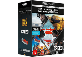 Discovery Collection - The Ultimate Movie Watching Experience Blu-ray 4K