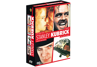 Collection Stanley Kubrick DVD