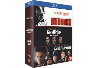 Gangster Collection 2016 Blu-ray