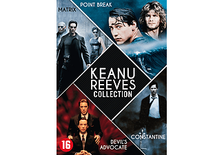 Keanu Reeves Collection DVD