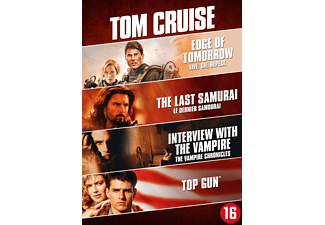 Tom Cruise Collection 2015 DVD