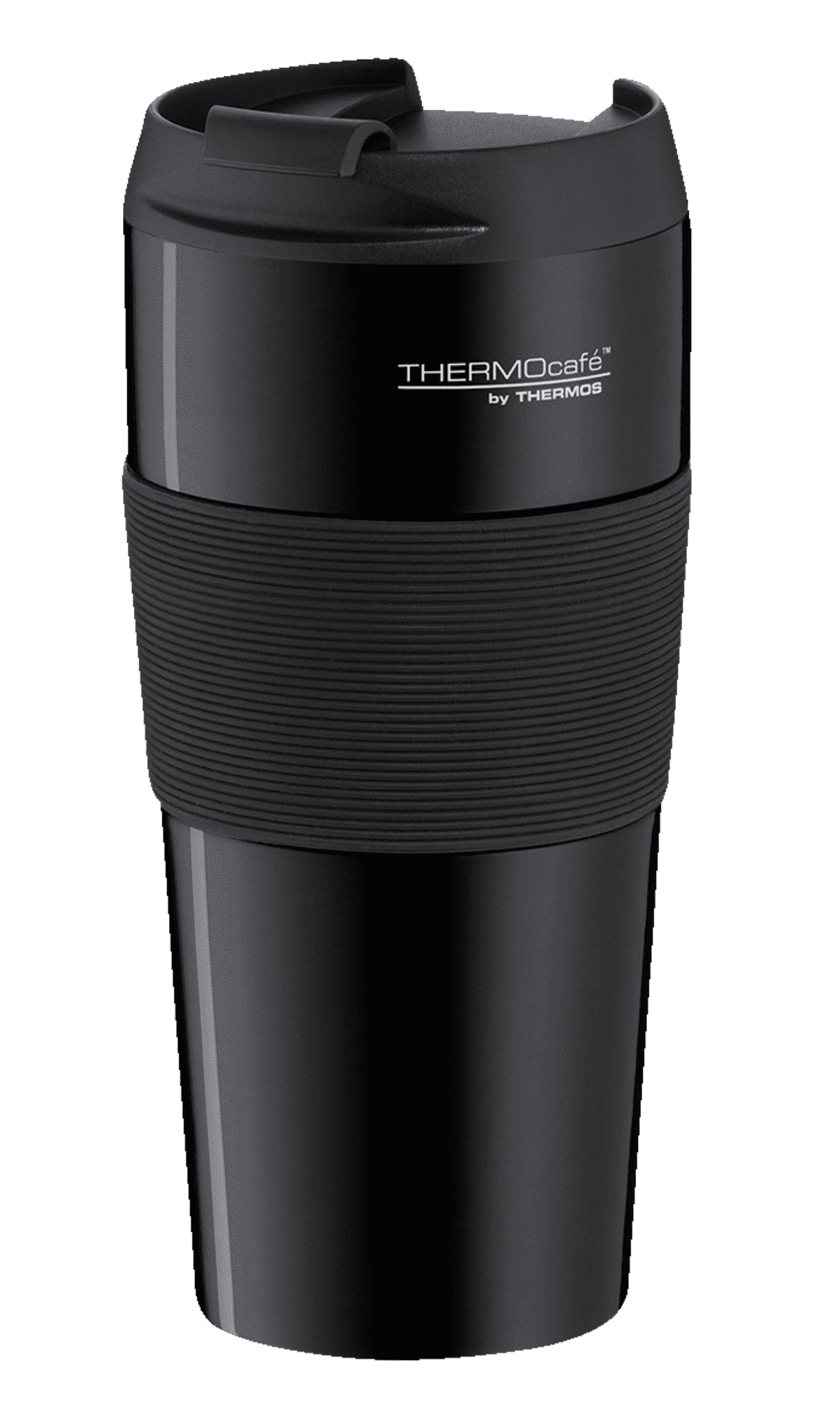 THERMOS  4056.233.040 ThermoPro Thermobecher in Schwarz | 05010576918659