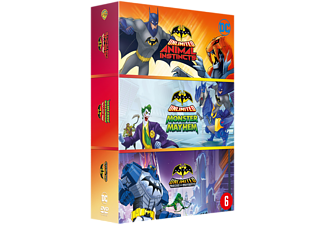 Batman Unlimited Collection DVD
