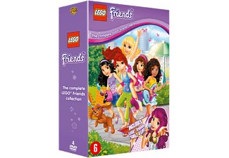 LEGO Friends Collection DVD