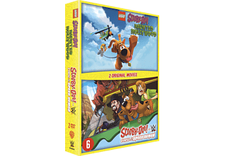 Scooby-Doo: Haunted Hollywood + Curse of the Speed Demon DVD