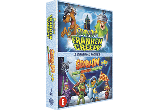 Scooby-Doo: Frankencreepy + Moon Monster Madness DVD